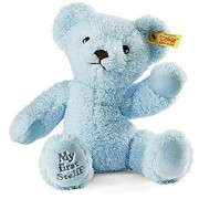 Steiff My First Steiff Teddy Bear Plush Light Blue