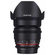 Samyang 16mm T2.2 VDSLR ED AS UMC CS II (Samsung NX)
