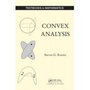 Convex Analysis by Steven G. Krantz