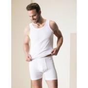 Walbusch Bio-Cotton Shorts 2er-Pack Weiß 9