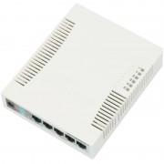 Switch MikroTik RB260GS 5 porturi