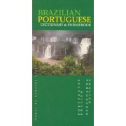 Brazilian Portuguese-English/ English-Brazilian Portuguese Dictionary & Phrasebook by Osmar De Almedia-Santos