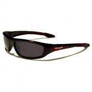 Xloop sport zonnebril heren Zwart met Rood XL49