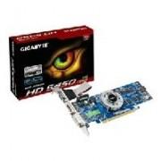 Gigabyte GV-R545-1GI - Carte graphique - Radeon HD 5450 - 1 Go DDR3 - PCIe 2.1 x16 faible encombrement - DVI, D-Sub, HDMI