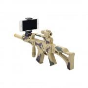 Arma AR49 Bluetooth pentru realitatea augmentata (Camuflaj Maro)