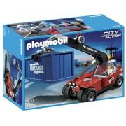 Playmobil 5256 - Chariot Télescopique Avec Conducteur