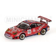 Minichamps 400056473 Model Car - Porsche 911 GT3 RSR 1000 km SPA Francorchamps 2005 Lambert - 01:43 Scala