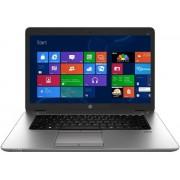 "Laptop HP EliteBook 850 G1 (Procesor Intel® Core™ i5-4300U (3M Cache, up to 2.90 GHz), 15.6"", 4GB, 500GB @7200rpm+32GB mSATA, Intel HD Graphics 4400, USB 3.0, FPR, Win7 Pro 64 + Win8 Pro 64)"