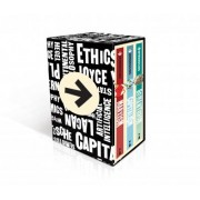 Introducing Graphic Guide Box Set - How To Change The World by Rupert Woodfin