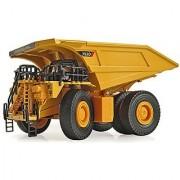 Damara Big Scoop Dump Truck Toys Farm Tractor Yellow