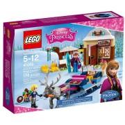 LEGO Disney Princess 41066 Dobrodružství na saních s Annou a Krist.