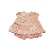 Ohm&Emmy - Rochie Butterfly Pink