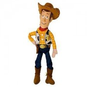 "Disney & Pixar Toy Story 18"" Inch Plush Figure Woody by Disney"