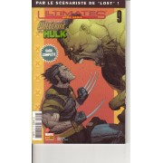 Ultimates Hs 9 :Ultimate Wolverine Et Hulk