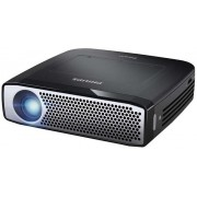 Videoproiector portabil Philips PicoPix PPX4935, 350 lumeni, 1280 x 720, Contrast 100.000:1 (Negru)
