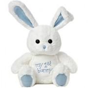 Aurora World My 1st Bunny Plush Blue 10