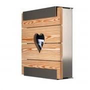 Keilbach Design - glasnost.wood.heart