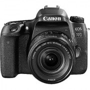 Canon EOS 77D Kit with EF-S18-135 IS USM