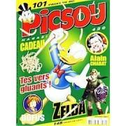 Picsou Magazine N° 420 Du 01/01/2007