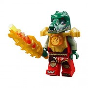 LEGO CHIMA CRAGGER MINIFIGURE FROM SET #70144, LEGO CRAGGER MINI FIGURE