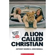 A Lion Called Christian - Level 4 Upper Intermediate by Jane Revell