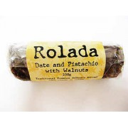 Rolada - Date and Pistachio 250g