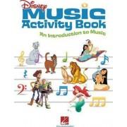 Disney Music Activity Book by Sharon Stosur