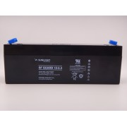 Sunlight 12V - 2.3Ah baterie AGM VRLA SF Guard 12 - 2.3