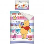 Lenjerie de pat Winnie the Pooh 100 x 135cm WTP19A