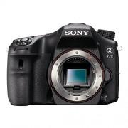 """Sony Alpha 77 II - Cámara réflex digital de 24.3 Mp (Pantalla 3"""", estabilizador, vídeo Full HD, WiFi), negro - solo cuerpo"""