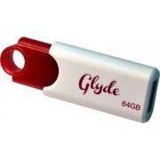 Memorie USB Patriot Glyde 64GB USB 3.1 White