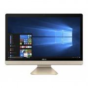 """Vivo AiO V221IDUK-BA114T 1.50GHz J4205 21.5"""" 1920 x 1080pixels Noir PC All-in-One PC tout en un/station de travail"""