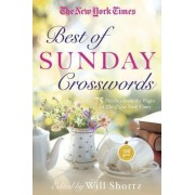 The New York Times Best of Sunday Crosswords by The New York Times