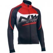 Northwave Extreme Graphic Jacket - Black/Red - M