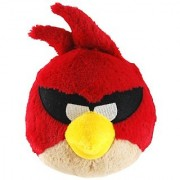 Angry Birds Space 5 Basic Plush Super Red Bird