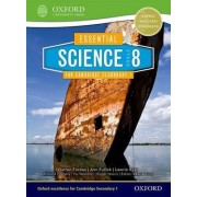 Essential Science for Cambridge Secondary 1 Stage 8 Student Book: Stage 8 by Darren Forbes