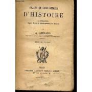 Sujets Et Compositions D'histoire - La Composition, Sujets, Plans Et Developpements De Devoirs.
