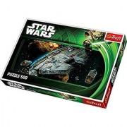 Trefl Star Wars Millennium Falcon Puzzle (500 Pieces)