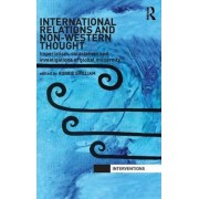 International Relations and Non-Western Thought by Robbie Shilliam