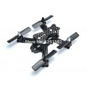 Generic without 1306 motors : Mini Carbon fiber 130 130mm FPV Racing quadcopter frame kit + 1306 3100kv motor support 4S + 3030 propeller for Quad