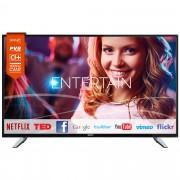 Televizor Smart LED Horizon 139 cm Full HD 55HL733F, USB, CI+, Black