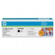HP INC. - TONER 304A DUAL PACK PER CP2025 CM2320 - CC530AD
