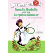 Amelia Bedelia and the Surprise shower book and CD by Peggy Parish