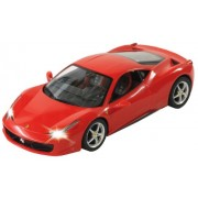 Jamara 404305 - Ferrari 458 Italia Veicolo, Scala 1:14, Rosso