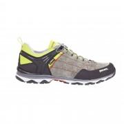 Meindl Ontario GTX Herren Gr. 11 - grau grün / grau/grün - Sportliche Hikingschuhe