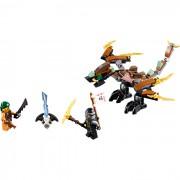 LEGO® NINJAGO™ Dragonul lui Cole - 70599