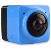 cámara del deporte Cube 360°WiFi 1280 x 1024 Action Sports Camera-Azul