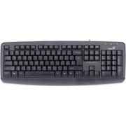 Tastatura Genius KB-110X Black PS2