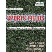 Sports Fields by Jim Puhalla
