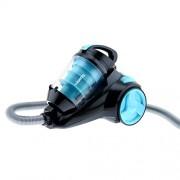 H.Koenig SLS810 Silence+ Aspirateur sans Sac Bleu/Noir 43 x 32,2 x 34 cm